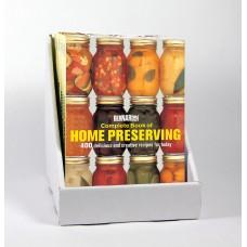 Bernardin Complete Book of Home Preserving: Counter Display Pack