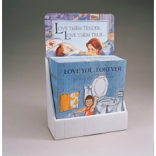 Love You Forever: Bookstore Counter Display Pack