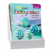 175 Best Babycakes™ Cake Pop Maker Recipes: Counter Display Pack