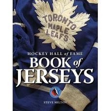 Hockey Hall of Fame Book of Jerseys
